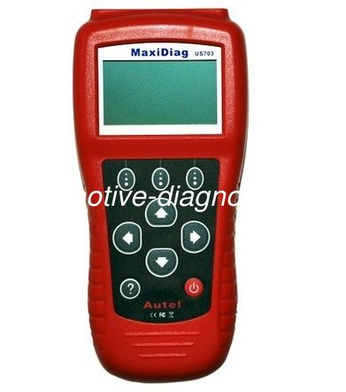 MaxiDiag US703 OBD2 Car Scanner Main for GM ,  , Chrysler Update By Internet Free