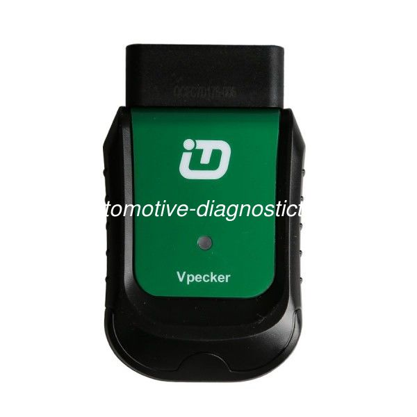 Wireless Vpecker Easydiag Full OBDII Diagnostic Tool With Oil Reset Function Support W10 System