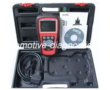 Original Autel Diagnostic Tool MaxiDiag Elite MD802 Obdii Code Scanner for MD701, MD702, MD703, MD704