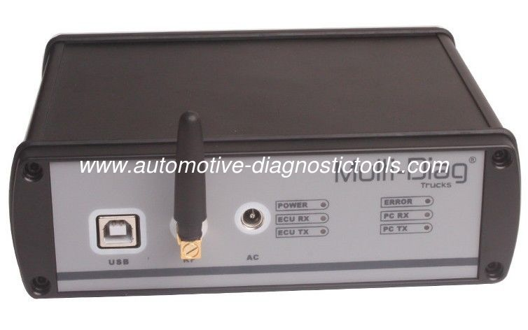 WAS Multi-Diag Truck Diagnostic Tool Multi-Language Connect by Bluetooth