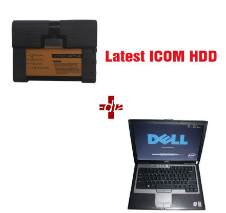 BMW ICOM A2 BMW Diagnostic Tools Plus V2018.7 BMW ICOM Software HDD with Dell D630 Ready To Use