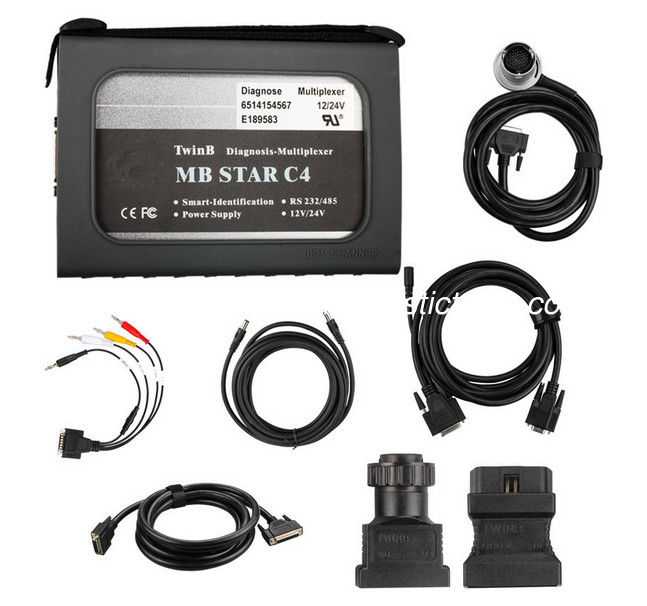 CE Mercedes Diagnostic Tool Multi Language Support With IBM T30 2014/9 Version