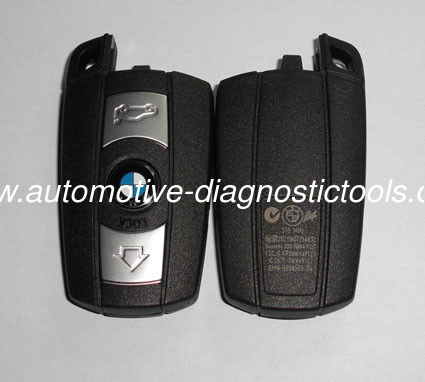 BMW Smart Key 868MHZ 2 Button, HITAG-2 programming Car Key Blanks