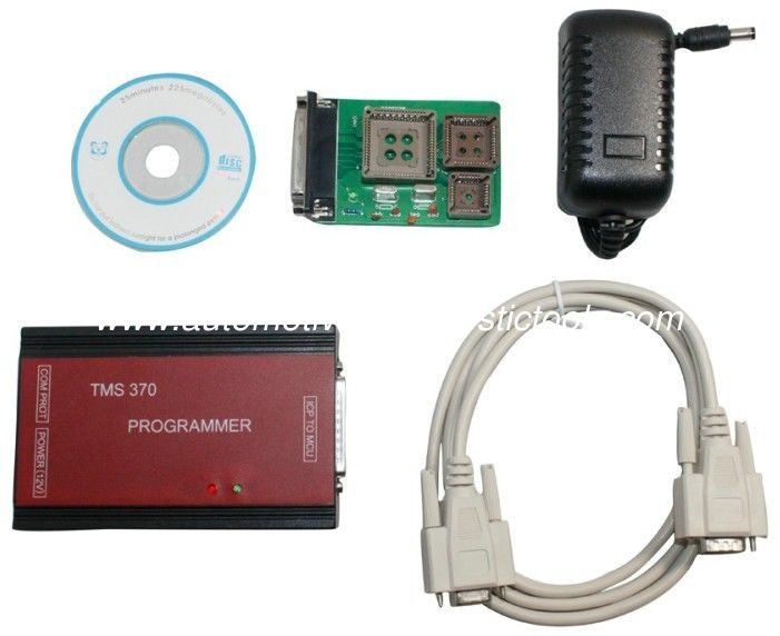 TMS370 Mileage Programmer for Ti Tms Microcontroller, Car Radios, Dashboards Programming