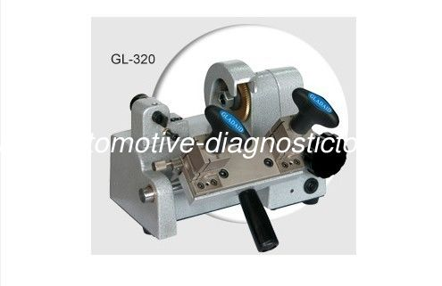 Gladaid Car Key Cutting Machine GL320 for Double Side Grooved Key with V Type HSS Cutter