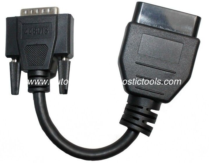 PN 448013 OBDII Adapter for NEXIQ 125032, OBD Diagnostic Interface Cable